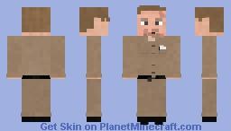 """Preacher // Eugene Root """"Arseface"""" // 2x03 Minecraft Skin"""