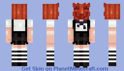 Can it be halloween yet? ;w; [Boy in desc] Minecraft Skin