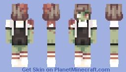 Undead Minecraft Skin