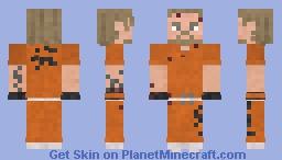 Sons of Anarchy // Jax Teller // 7x01 Minecraft Skin