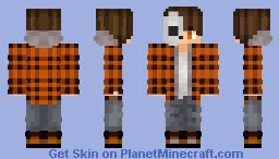 Halloween Boy~ Minecraft Skin