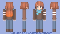 First time testing ombre ¬Request¬ Minecraft Skin