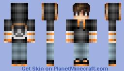 Overwatch Hoodie Minecraft Skin