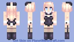 💅 Playboy Bunny Minecraft Skin