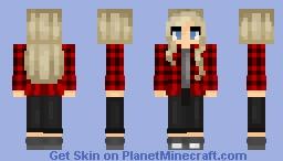 B F F Minecraft Skin