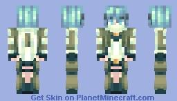 ♥ÃηGΣΙ_15♥Sinon-SAO Minecraft Skin