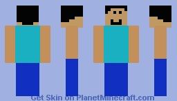 MCAP / MineCraft Awesome Parodys Minecraft Skin