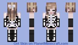 Helloween! Minecraft Skin