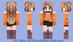 halloween spirit Minecraft Skin