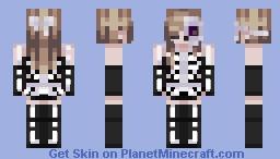 Helloween - Edit Minecraft Skin