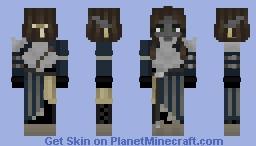 Aelin's Armor {LOTC} Minecraft Skin