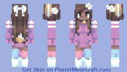 ~ ♥ Skin Request ♥ | Thepixelcuti07 ~ Minecraft Skin