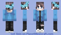 Blue  {Req from The MC Hub!} Minecraft Skin