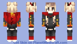 Welcome To Hell Minecraft Skin