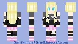 Vocaloids: IA Minecraft Skin