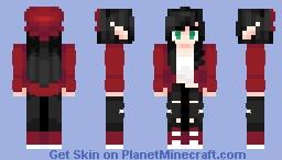 ♥σkα cσlα♥ You take me higher Minecraft Skin