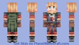 ☆ βενεℜℓγ ☆  Τhε Lσℜd σf τhε ℜιℵgs  (+ 10 Characters in Desc) Minecraft Skin