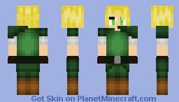 Poland- Hetalia Minecraft Skin