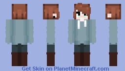 Teenagers Are Weird ◉_◉ Minecraft Skin
