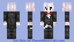 Ash Minecraft Skin