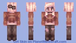 ♥ÃηGΣΙ_15♥The Weekend-Love Me Harder -OC Minecraft Skin
