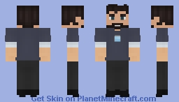 Tony Stark Lab Minecraft