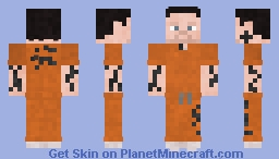 Sons of Anarchy // Ron Tully // 7x01 Minecraft Skin