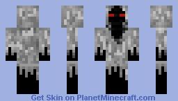 Ghost (Halloween edition) Minecraft Skin