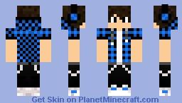 DJ of MC Minecraft Skin