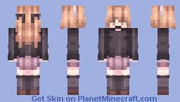 annoying style's Minecraft Skin