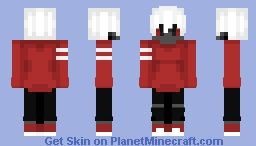 Devil Boy Minecraft Skin