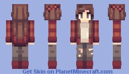 Plaid Minecraft Skin