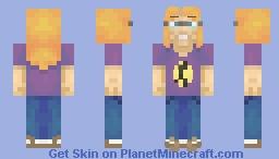 David Van Driessen Minecraft Skin