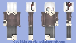 ♫WelCoMe tO MY woRlD.. I WilL tAke YouR saNitY AwAy.♫ [New OC   Preview Looks wEiRd] Minecraft Skin