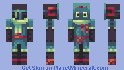 Wikked Trybe - HFPBL Minecraft Skin