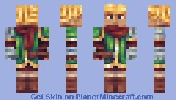 Zelda Minecraft Skin