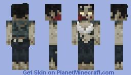 ZombiGirl Minecraft Skin