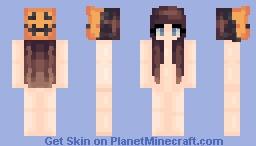 🎃 𝓗𝓪𝓵𝓵𝓸𝔀𝓮𝓮𝓷 𝓢𝓴𝓲𝓷 𝓑𝓪𝓼𝓮! 🎃 Minecraft Skin