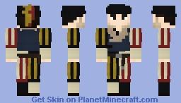 Landsknecht Minecraft Skin