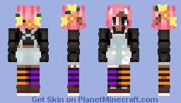 Spoopy ey? Minecraft Skin
