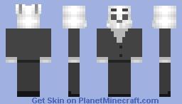 Jonasfull Minecraft Skin