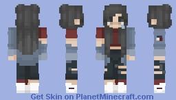 -grunge- Minecraft Skin