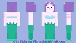 Cuphead - Cala Maria Minecraft Skin