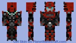 Transformers Clifjumper Minecraft Skin