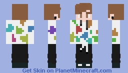 Whats your favorite idea? Minecraft Skin