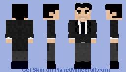 Ray Palmer | CW Minecraft Skin
