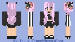 ❤️  Eloise ❤️   Simple Nova Skin 😍 Minecraft Skin
