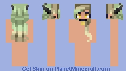 elf girl base (all credit goes to someone else ur awesome) Minecraft Skin