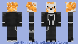 Ghost Rider - For Contest Minecraft Skin