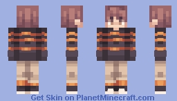 ANOTHER ONE Minecraft Skin